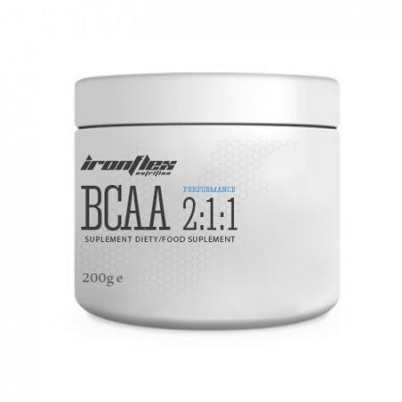 IronFlex BCAA 2-1-1 Performance, 200 грамм
