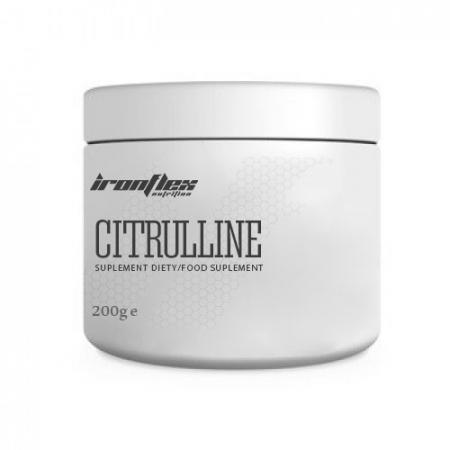 IronFlex Citrulline, 200 грамм