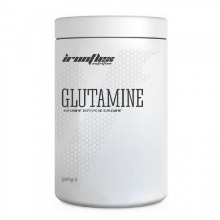 IronFlex Glutamine, 500 грамм