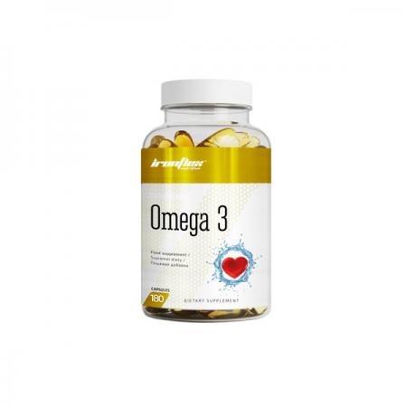 IronFlex Omega 3, 180 капсул