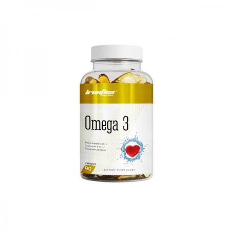IronFlex Omega 3, 90 капсул