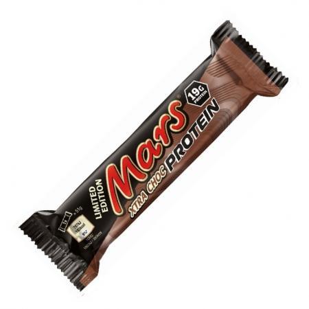 Mars Xtra Choc Protein Bar, 57 грамм
