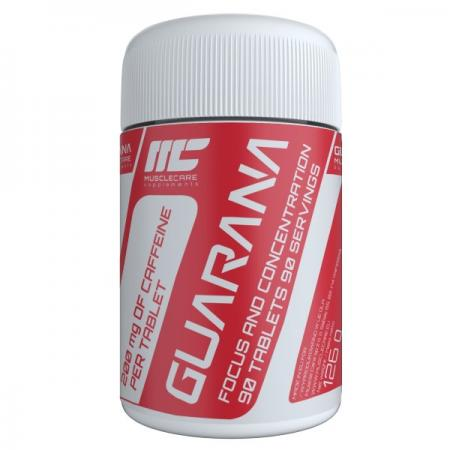 Muscle Care Guarana, 90 таблеток
