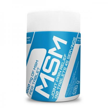 Muscle Care MSM, 90 таблеток