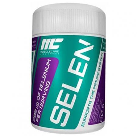 Muscle Care Selen, 120 таблеток