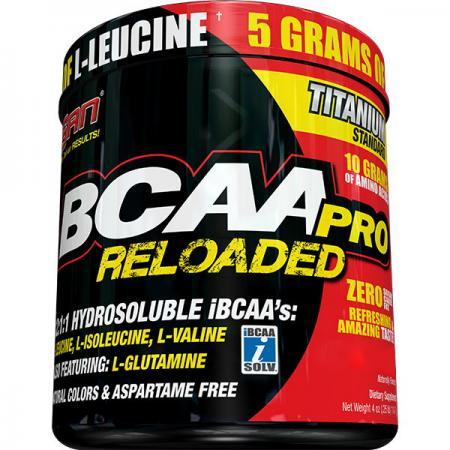 SAN BCAA-Pro Reloaded, 114 грамм