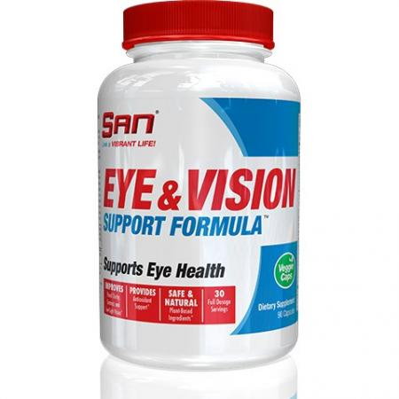 SAN Eye and Vision Support Formula, 90 капсул