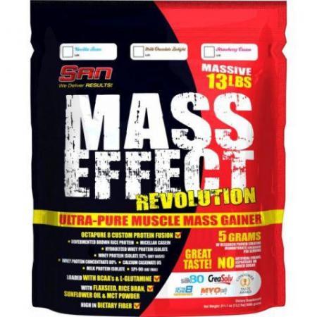 SAN Mass Effect Revolution, 6 кг
