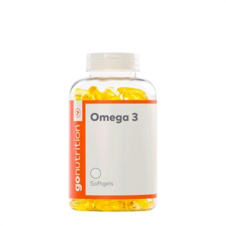 Go Nutrition Omega 3, 180 капсул