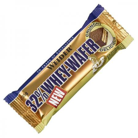 Weider 32% Whey Wafer Bar, 35 грам - Шоколад