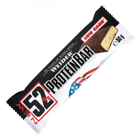 Weider 52% Protein Bar, 50 грамм