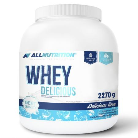 AllNutrition Whey Delicious, 2270 грамм