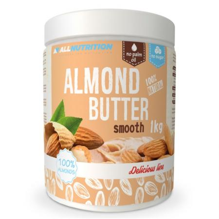 AllNutrition Almond Butter Smooth, 1 кг