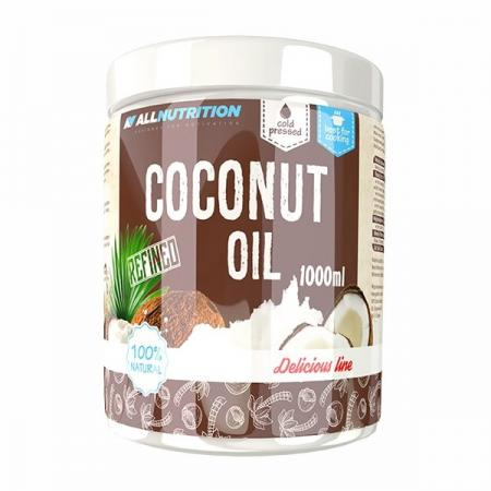 AllNutrition Delicious Line Coconut Oil, Рафинированное 1000 мл