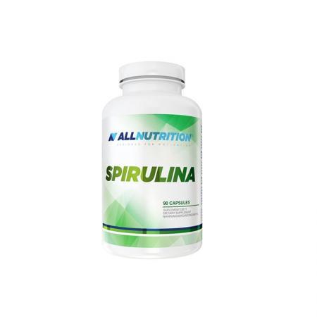 AllNutrition Adapto Spirulina, 90 капсул