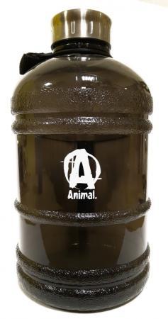Бутылка Animal Water Bottle, 1,9 л - черная