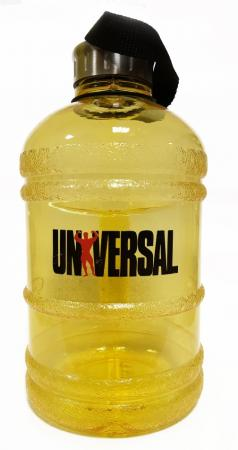 Бутылка Universal Water Bottle, 1,9 л - желтая