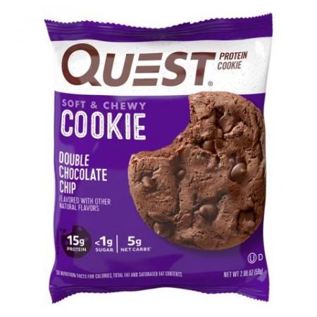 Quest Nutrition Protein Cookie, 59 грамм