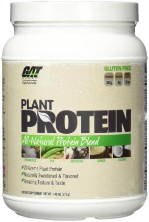 GAT Plant Protein, 673 грамм