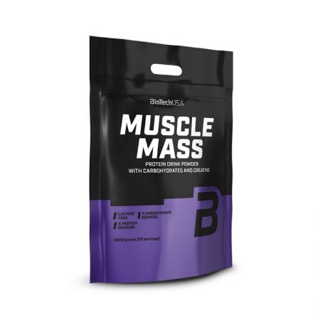 BioTech Muscle Mass, 4 кг