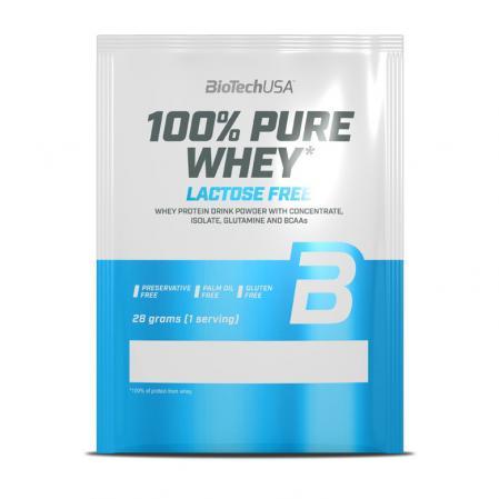 BioTech 100% Pure Whey, 28 грамм