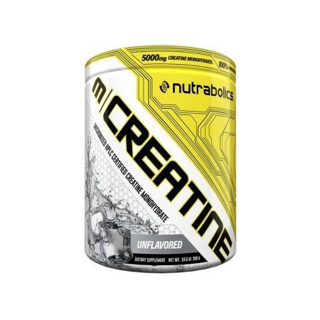 Nutrabolics Micronized Creatine, 300 грамм