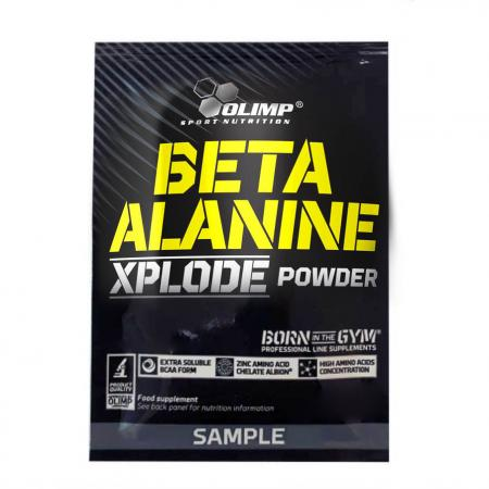 Olimp Beta-Alanine Xplode Powder, 6 грамм