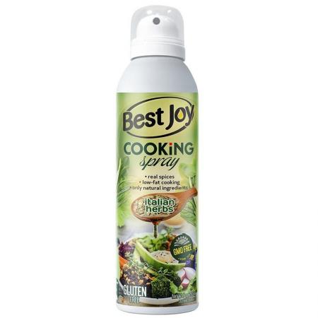 Best Joy Cooking spray, 250 мл Italian Herbs