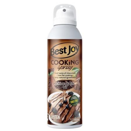 Best Joy Cooking spray, Chocolate Oil 250 мл