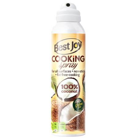 Best Joy Cooking spray, Coconut Oil 250 мл