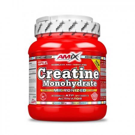 Amix Nutrition Creatine monohydrate, 500 грамм