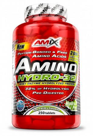 Amix Nutrition Amino Hydro 32, 250 таблеток