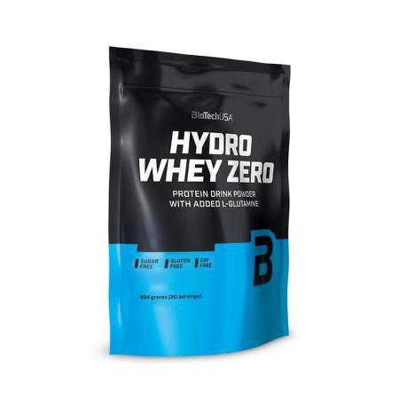 BioTech Hydro Whey Zero, 454  грамм