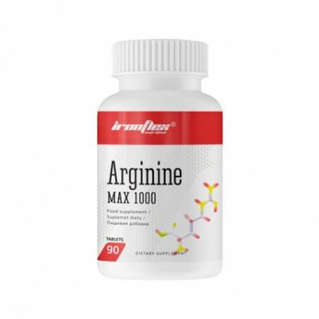 IronFlex Arginine MAX 1000, 90 таблеток