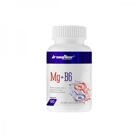 IronFlex Mg + B6, 90 таблеток