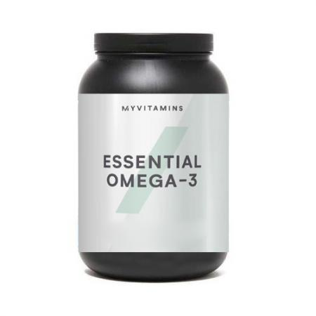 MyProtein Essential Omega 3, 1000 капсул