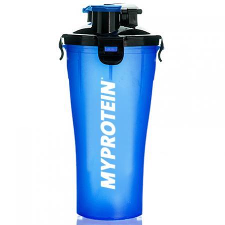 Шейкер MyProtein Hydra Cup, 828 мл  - синий