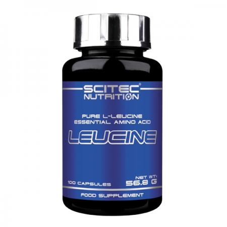 Scitec Leucine, 100 капсул