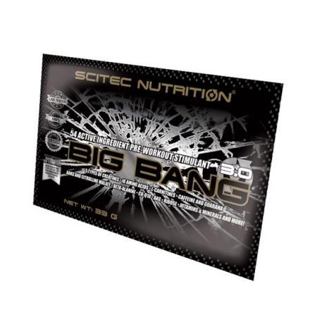 Scitec Big Bang, 33 грамм