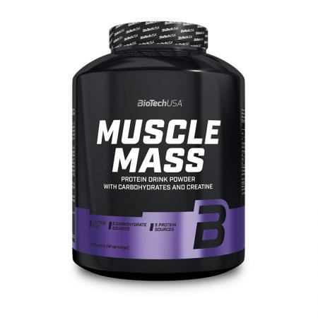 BioTech Muscle Mass, 2.27 кг