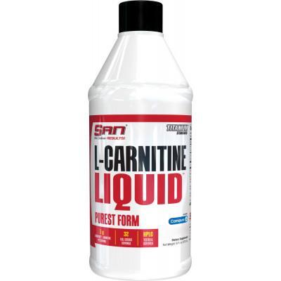 San L-Carnitine Liquid, 473 мл
