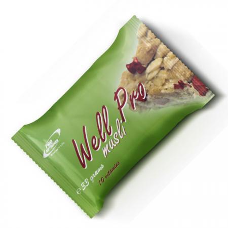 Pro Nutrition Well Pro Musli, 33 грамм
