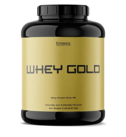 Ultimate Whey Gold, 2.27 кг