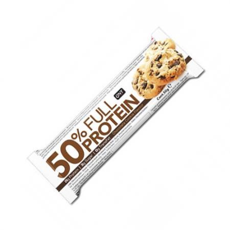 QNT 50% Full Protein Bar, 50 грамм
