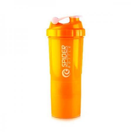 Шейкер Spider Bottle Mini2Go - оранжевый