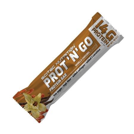 Scitec Prot N Go, 45 грамм