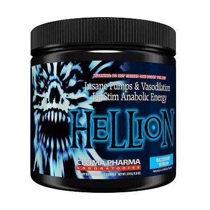 Cloma Pharma Hellion, 270 грамм