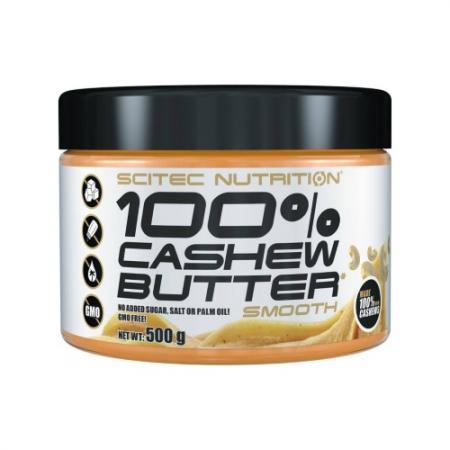 Scitec 100% Cashew Butter, 500 грам