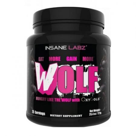 Insane Labz Wolf, 721 грамм