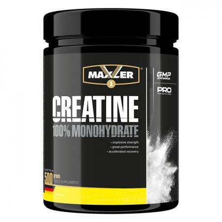 Maxler Creatine Monohydrate, 500 грамм